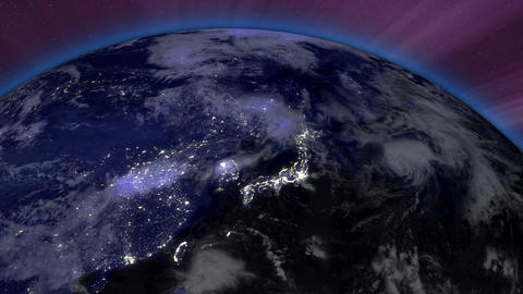 Earth from Space 08 Far East Animation