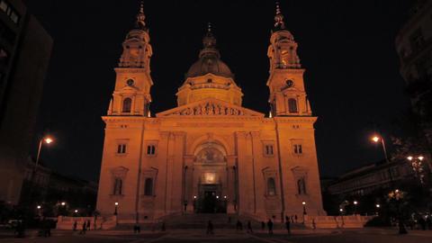 St Stephen Basilica Budapest 02 Footage