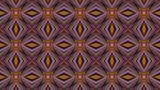 East Flower Pattern,retro Religion Seamless Texture,wedding Background,chrismas,xmas,kaleidoscope,di stock footage