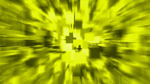 yellow blur light rays,computer web background,tech... Stock Video Footage