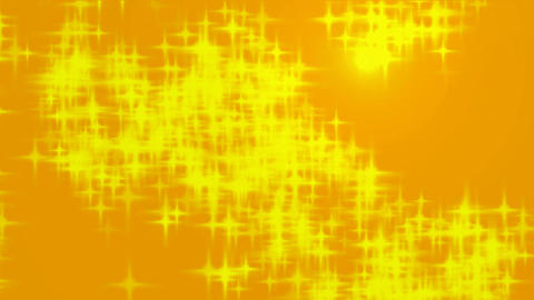 lake surface & flare golden stars.water,Fantasy,fairy... Stock Video Footage