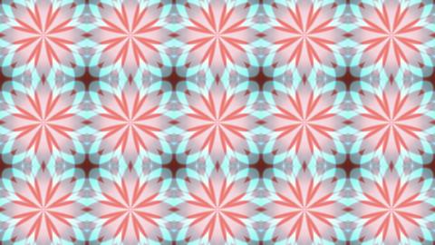 east lotus flower pattern,retro religion seamless... Stock Video Footage