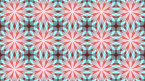 east lotus flower pattern,retro religion seamless... Stock Video Footage