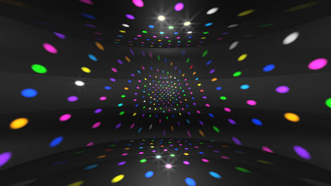 Disco Light CBr c2 HD Animation