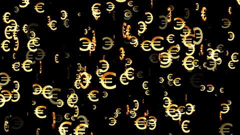 3D Euro Loop 02 alpha Animation