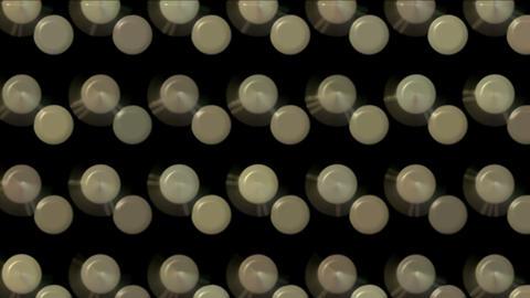 brown circle... Stock Video Footage
