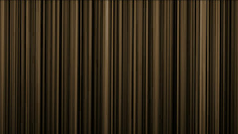 brown stage curtain,theater curtain,vertical lines... Stock Video Footage