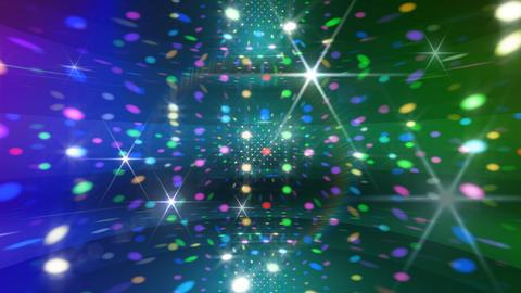 Disco Light CBr c3 HD Stock Video Footage