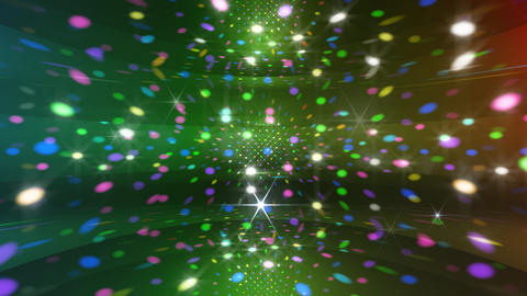 Disco Light CBr c3 HD Animation