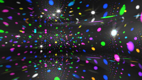 Disco Light CDr c1 HD Stock Video Footage