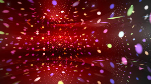 Disco Light CDr c3 HD Animation