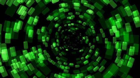 a binary internet tunnel,tech... Stock Video Footage