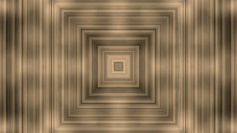 3d golden rectangle... Stock Video Footage