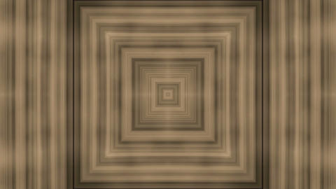 3d golden rectangle... Stock Video Footage