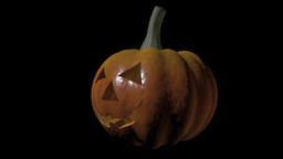 Pumpkin Halloween Version 13 Animation