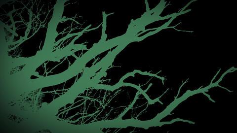 Eerie Trees Animation