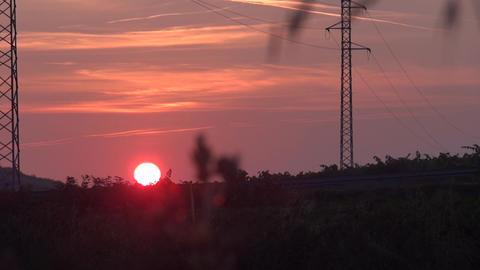 Sunrise 13 Footage