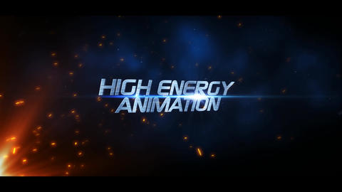 Cinematic Titles Intro After Effects Template