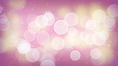 elegant bokeh light loopable background 4k (4096x2304) Animation