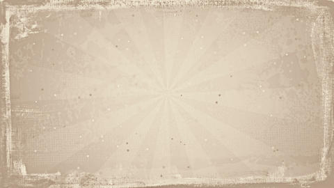 grunge sepia rays loopable background Animation
