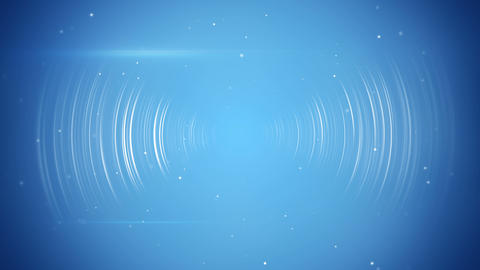 abstract blue technology seamless loop background 4k (4096x2304) Animation