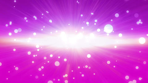 bokeh glow background forward magenta Animation