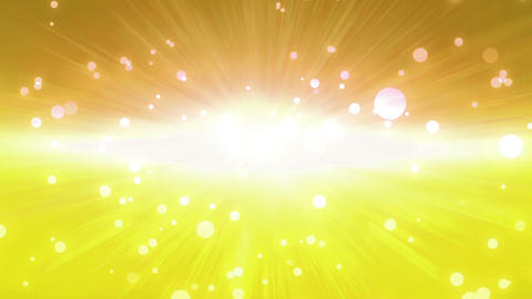 bokeh glow background forward yellow Animation