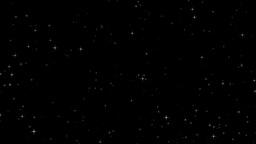 Floating Stars 7 Animation