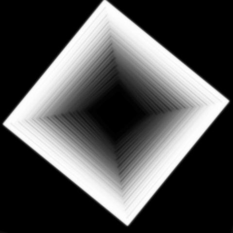 LAYERED SQUARE Wide Animation