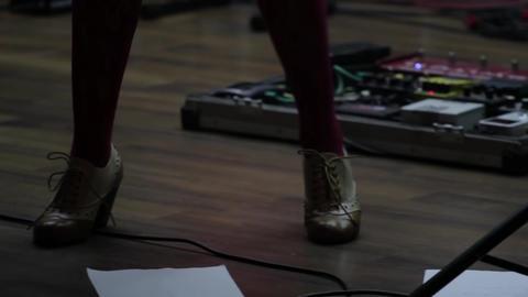 Disco music concert 26b Footage