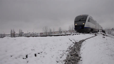 Train 59 Footage
