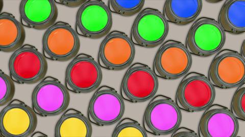 paint 4k 4 loop Animation