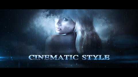 The Storm After Effects Template