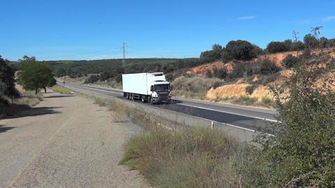 Traffic 133 Footage
