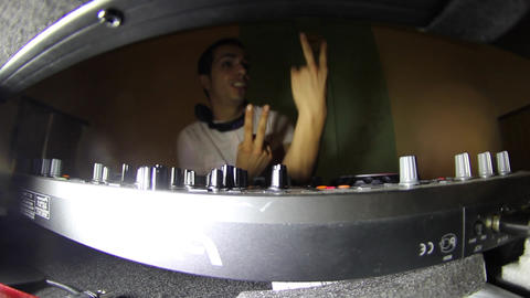 DJ Master 17c Footage