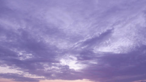 Clouds Background Timelapse C stock footage