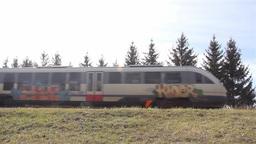 Train 68 Footage