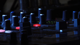Sound Mixer 5 Footage
