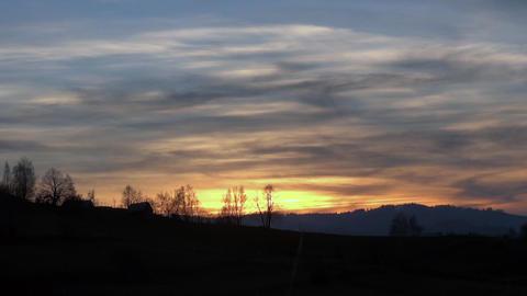 Sunset 71 Footage
