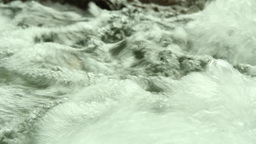 Whirling water 05 Footage