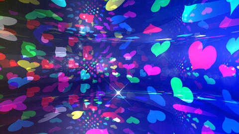 Disco Light CDr h3 HD Animation