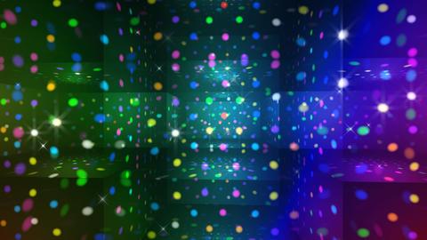 Disco Light RAr c3 HD Stock Video Footage