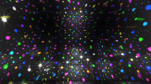 Disco Light RBf c1 HD Animation