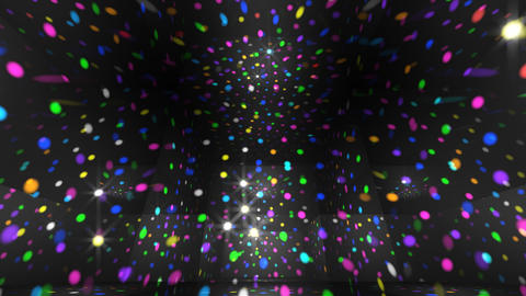 Disco Light RBf c1 HD Stock Video Footage