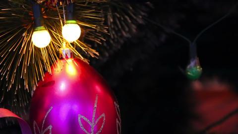 Christmas toys 4 Footage