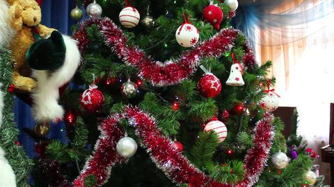 Christmas toys 6 Stock Video Footage