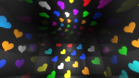 Disco Light RBf h2 HD Animation