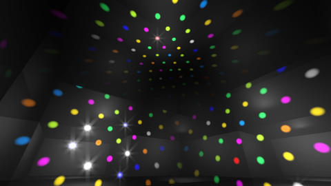 Disco Light RBr c2 HD Animation