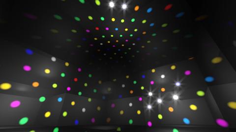 Disco Light RBr c2 HD Stock Video Footage