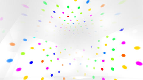 Disco Light RBr c4 HD Animation